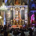 Ołtarz główny w Klasztorze Franciszkanów