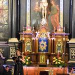 Ołtarz w klasztorze
