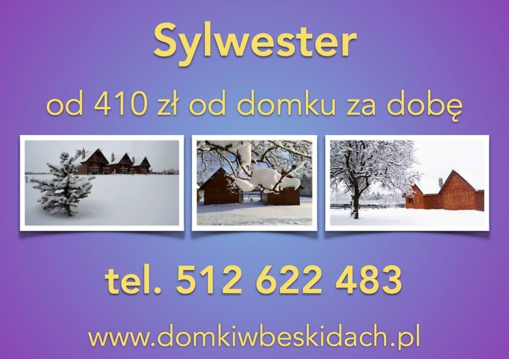 Domek na Sylwestra w Bieczu, niedaleko Gorlic i Jasła